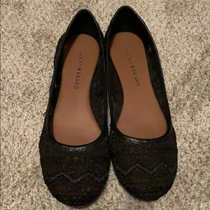 Women's lucky brand shoes